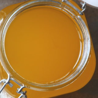 Oh My Ghee - nutty and delicious, this is my favorite cooking fat! - happybellywholeheart.com